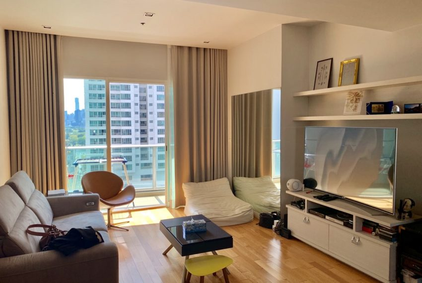 Millennium Residence -2 bed 3 bath-living room