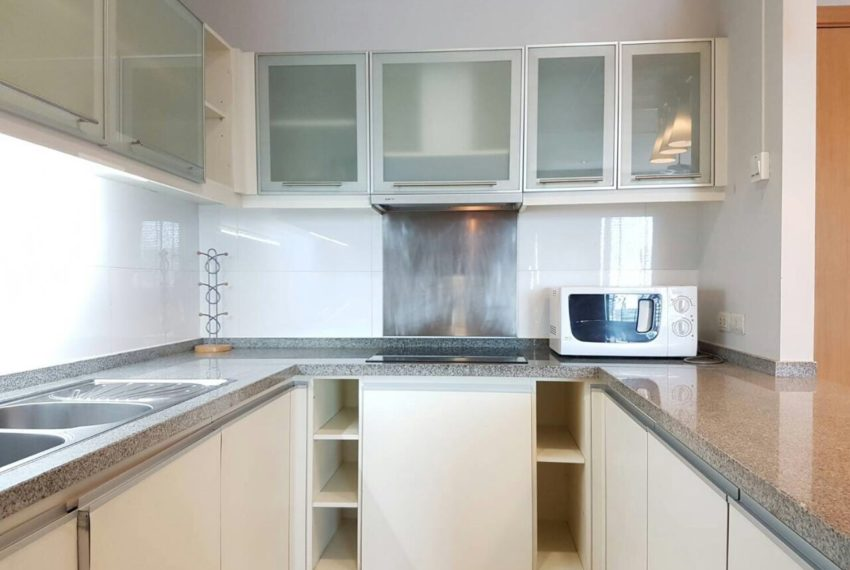 Millennium Residence 2 bedrooms high floor rent - equipped kitchen