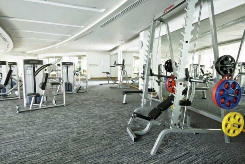 Millennium Residence Condominium Sukhumvit 20 - fitness club