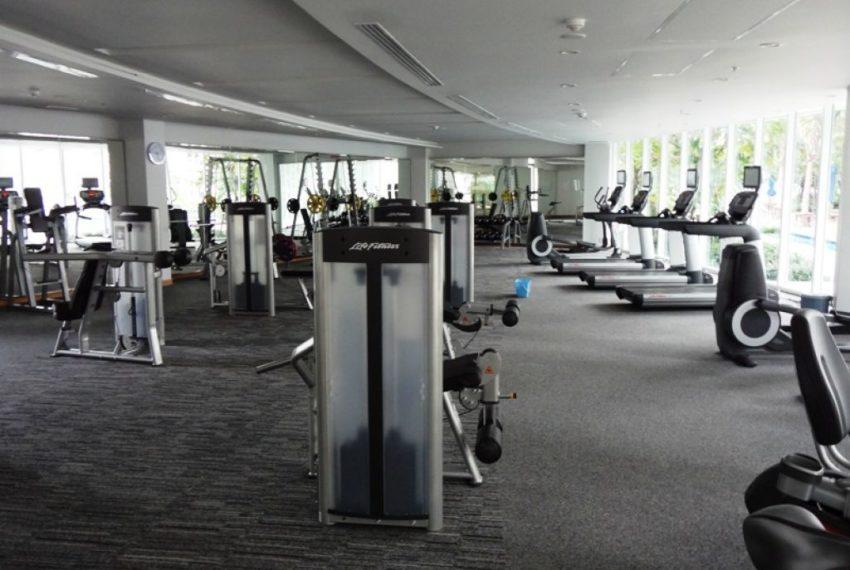 Millennium Residence Condominium Sukhumvit 20 - gym