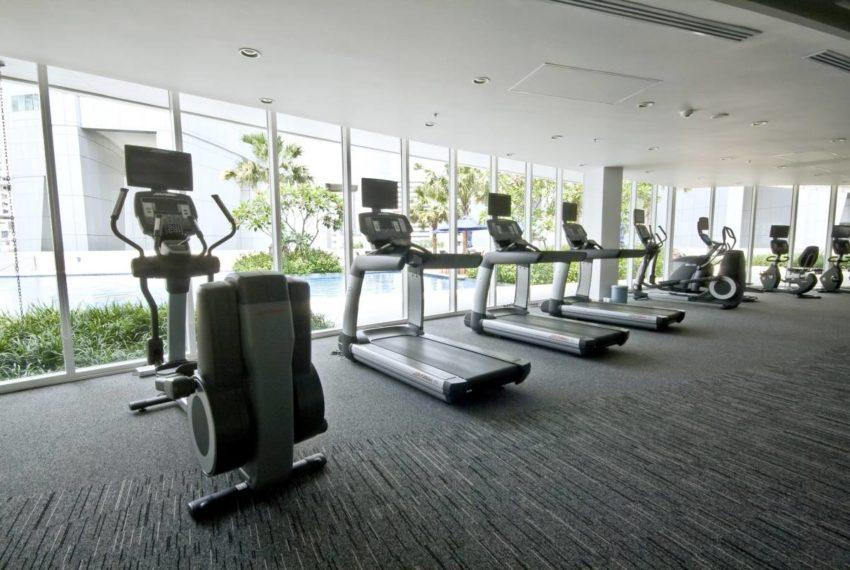 Millennium Residence Condominium Sukhumvit 20 - gym room