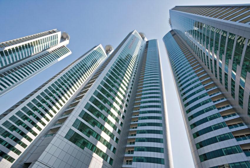 Millennium Residence Condominium Sukhumvit 20 - high rise