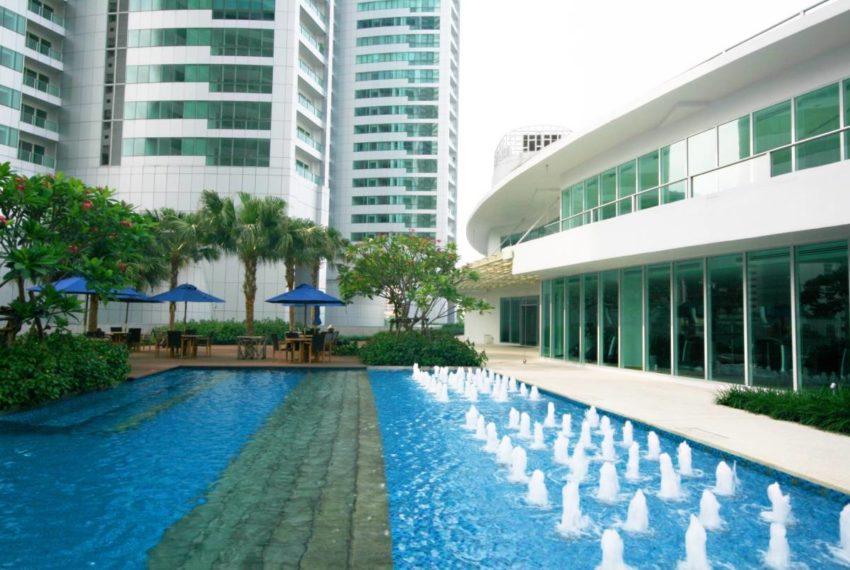 Millennium Residence Condominium Sukhumvit 20 - relax area