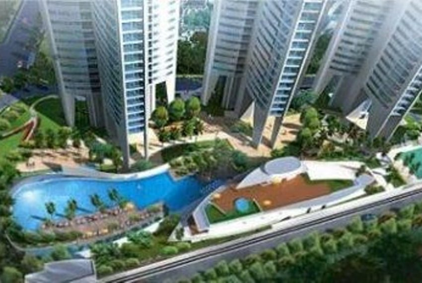 Millennium Residence - View from top