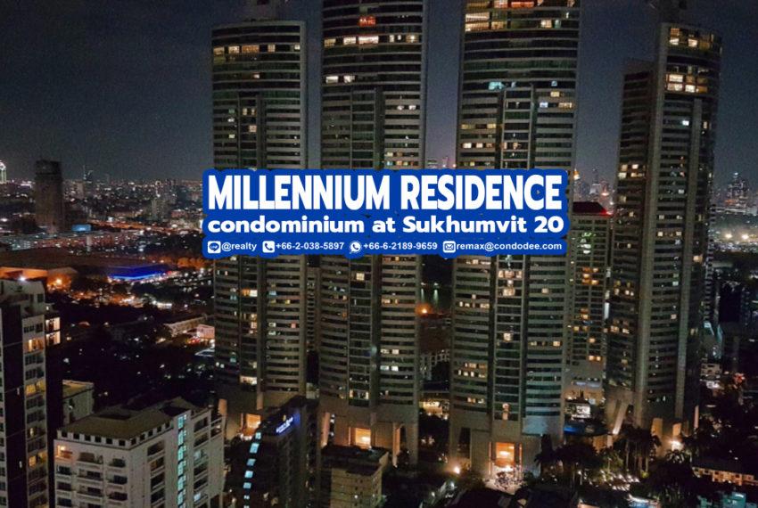 Millennium Residence condominium 2 - REMAX CondoDee