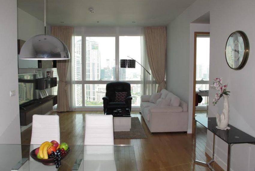 Millennium Residence - living room 2
