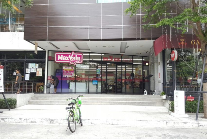 Millennium Residence - retail MaxValue