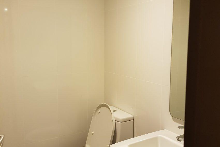 Mirage Sukhumvit 27 1-bed New 53sqm - toilet