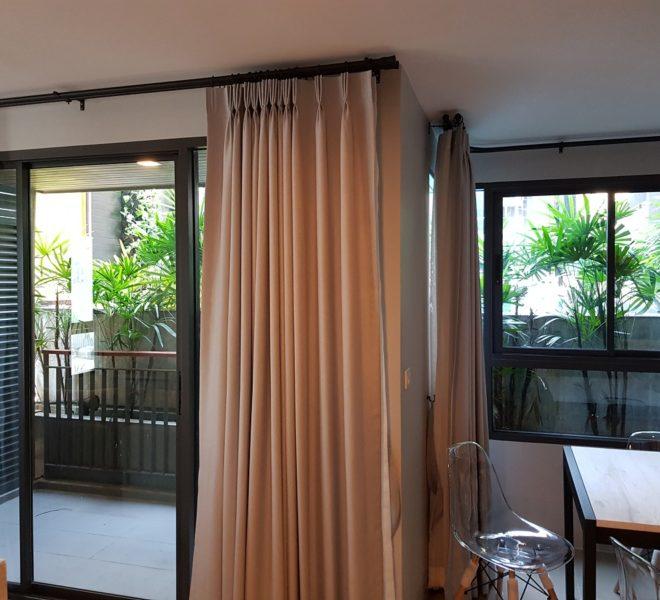 2 bedroom Sukhumvit flat for sale - low-rise condo - pool view - Mirage Sukhumvit 27