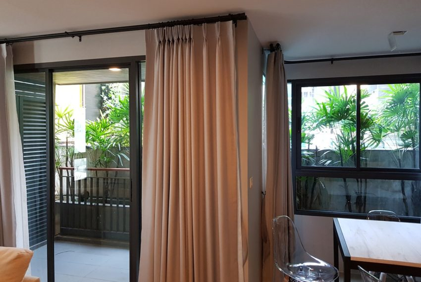 Mirage Sukhumvit 27 - 2bedrooms - balcony