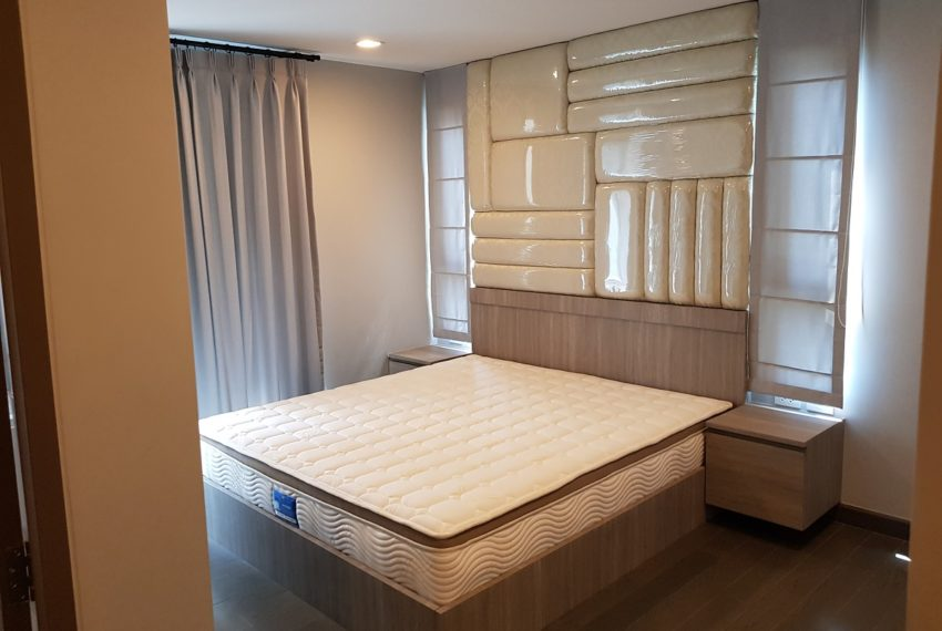 Mirage Sukhumvit 27 - 2bedrooms - bed