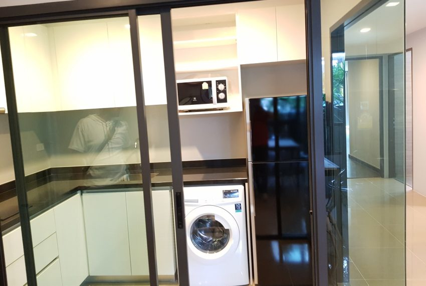 Mirage Sukhumvit 27 - 2bedrooms - kitchen