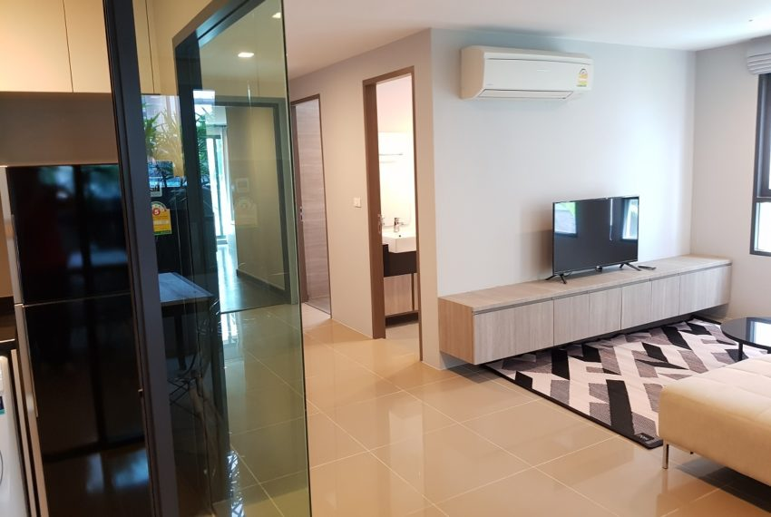 Mirage Sukhumvit 27 - 2bedrooms - living area