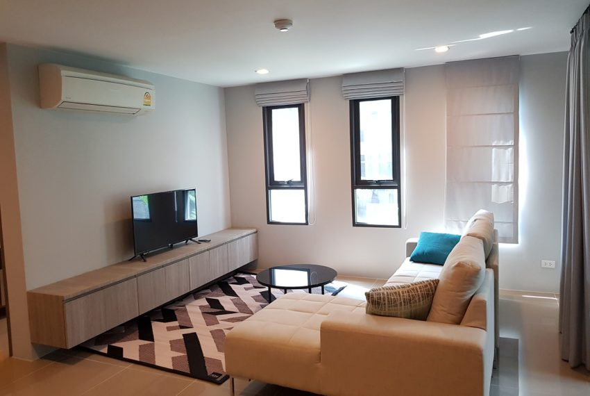 Mirage Sukhumvit 27 - 2bedrooms - living room