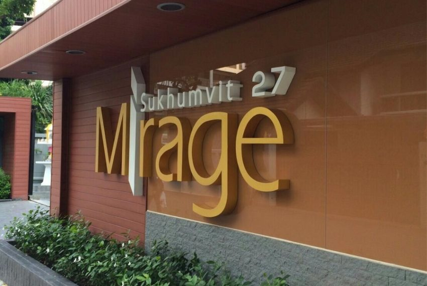 Mirage Sukhumvit 27 building 03