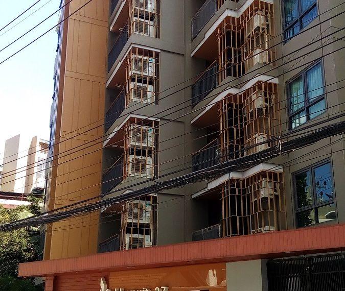Mirage Sukhumvit 27 building 04