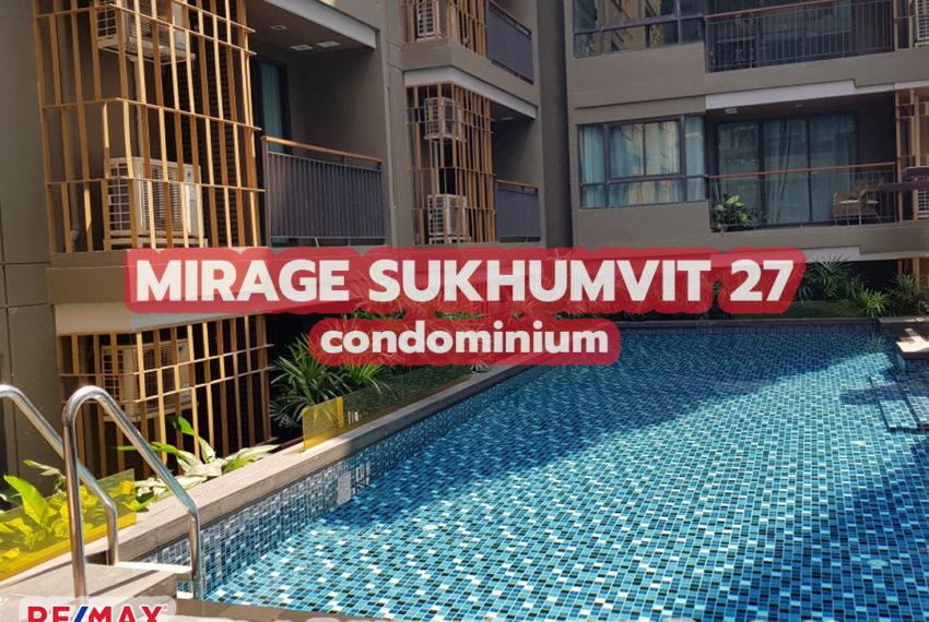 Mirage Sukhumvit 27 by REMAX CondoDee