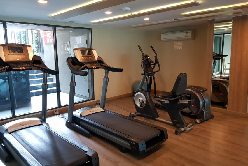 Mirage Sukhumvit 27 - fitness
