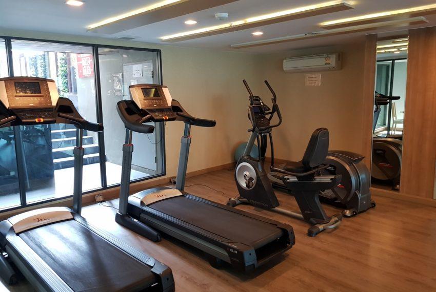 Mirage Sukhumvit 27 - fitness