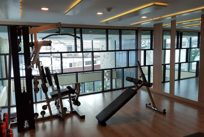 Mirage Sukhumvit 27 - gym