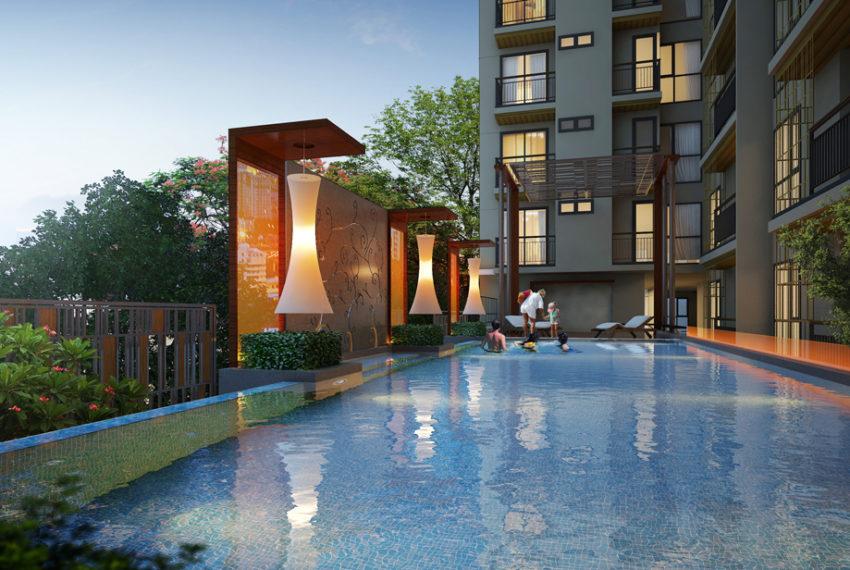 Mirage Sukhumvit 27 swimming pool 02