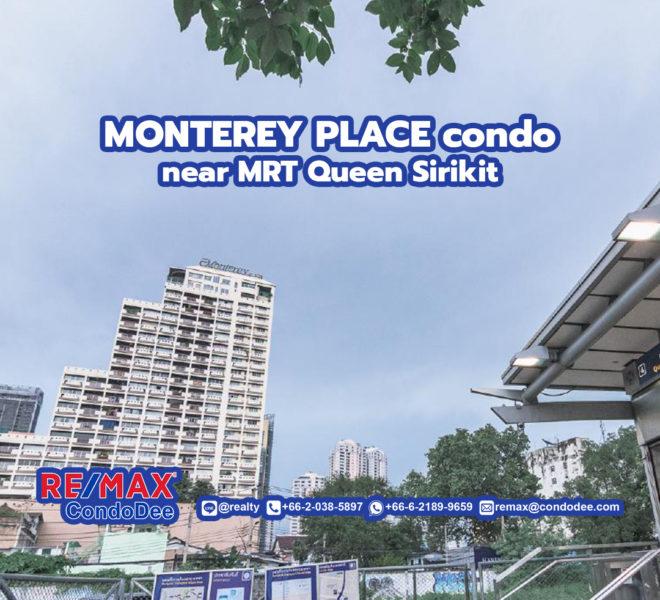 Monterey Place - REMAX CondoDee