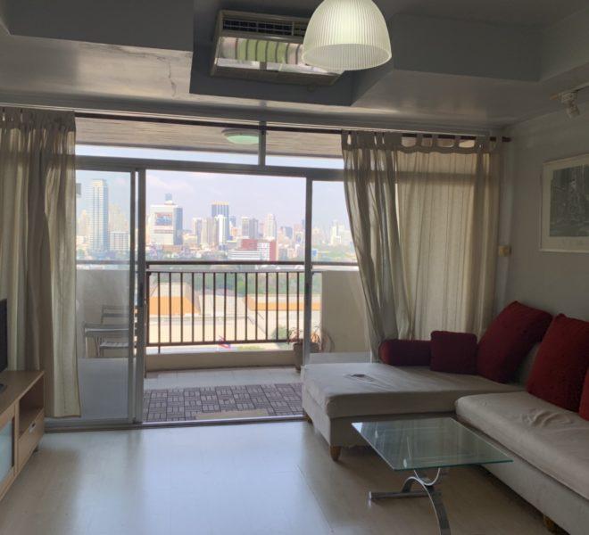 Rental in Asoke 2-Bedroom in Monterey Place - Affordable Price