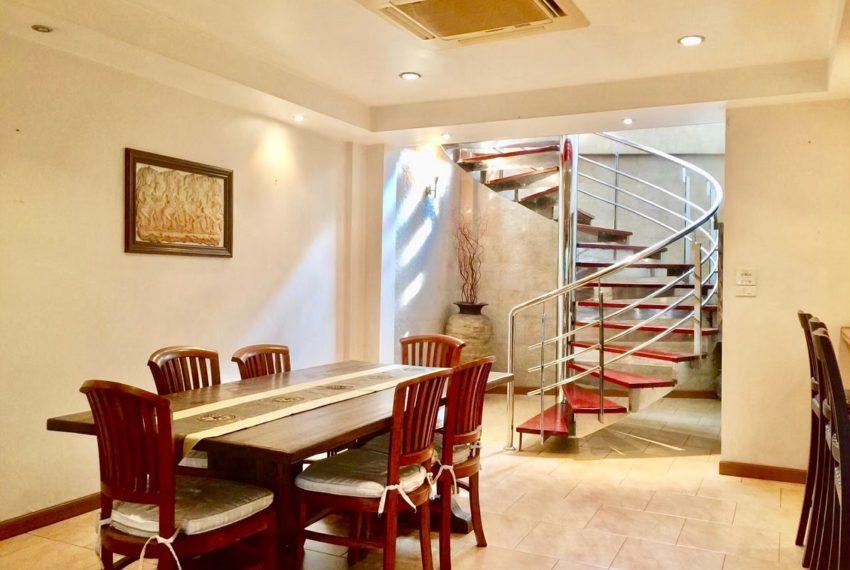 Moobaan Promitr Villa 39-dinningroom-rent-sale (2)