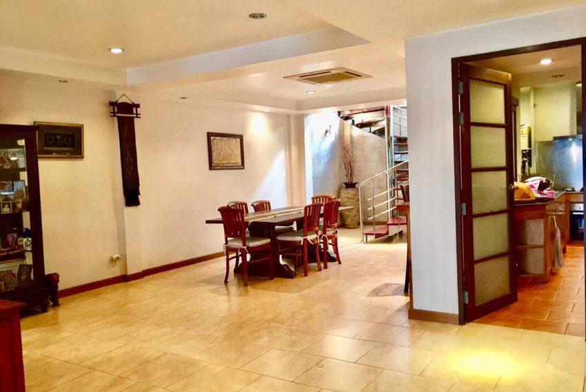 Moobaan Promitr Villa 39-dinningroom-rent-sale