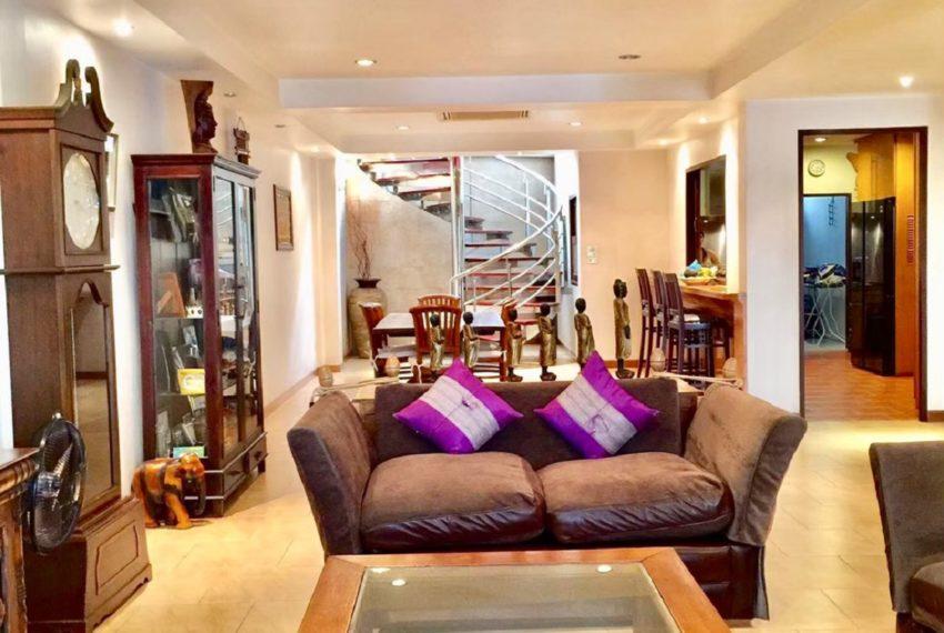 Moobaan Promitr Villa 39-livingroom-rent-sale