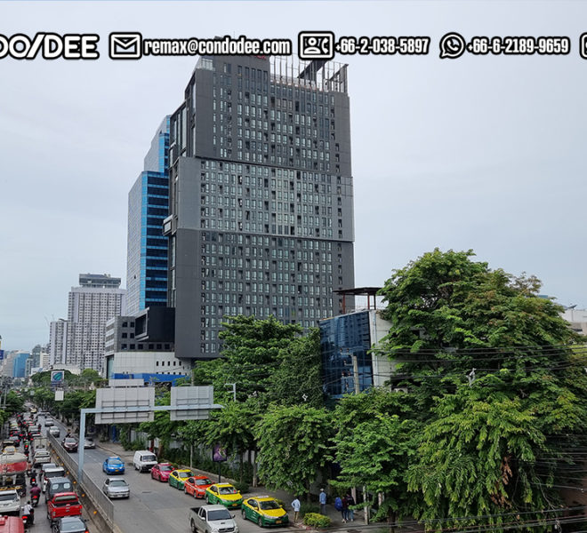 Movenpick Residence Ekkamai - Up Ekamai - REMAX CondoDee