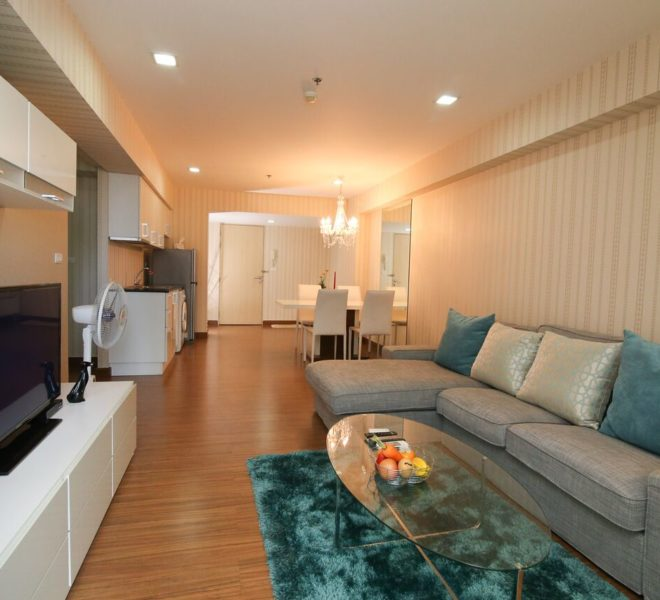 Condo in Asoke near University - 2-bedroom Reasonable Price