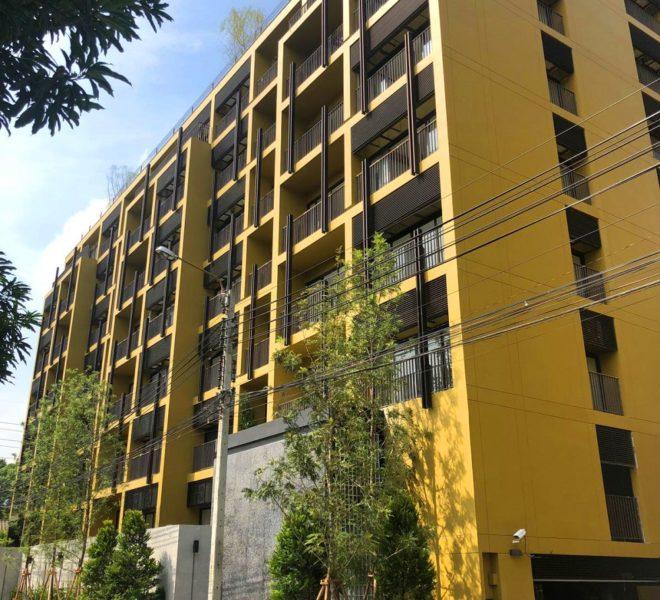 Noble Above Wireless-Ruamrudee - building