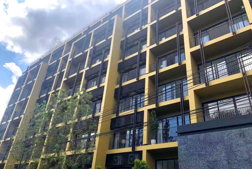 Noble Above Wireless-Ruamrudee - facade