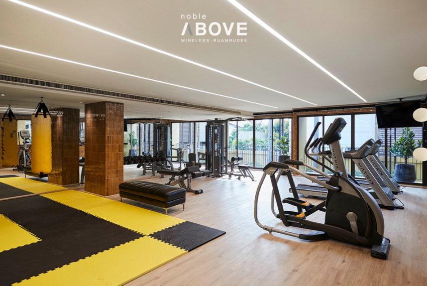 Noble Above Wireless-Ruamrudee - fitness