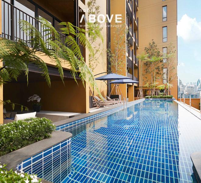 Noble Above Wireless-Ruamrudee - swimming