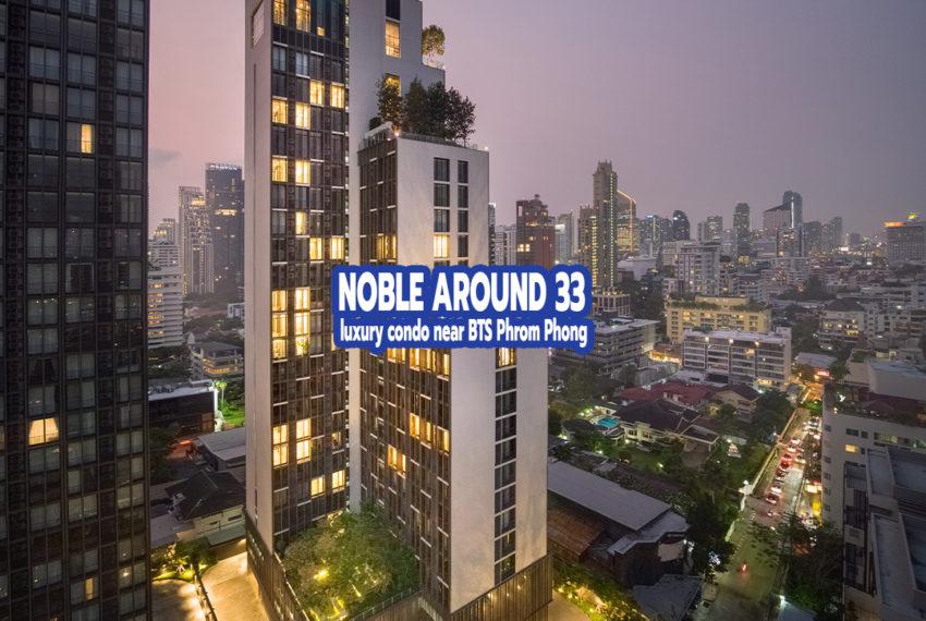 Noble Around 33 - REMAX CondoDee