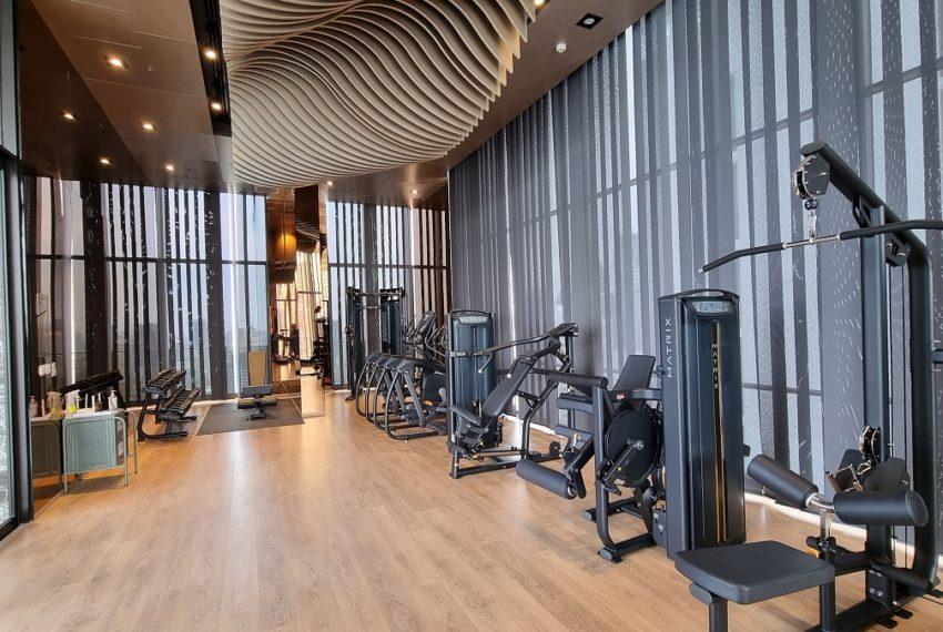 Noble Around Sukhumvit 33 - fitness