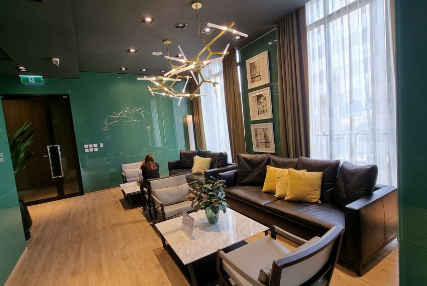 Noble Around Sukhumvit 33 - lounge