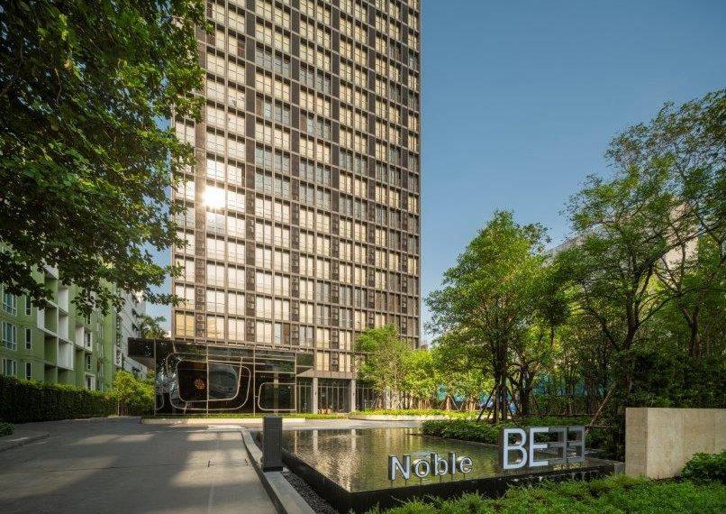 Noble Be 33 - entrance