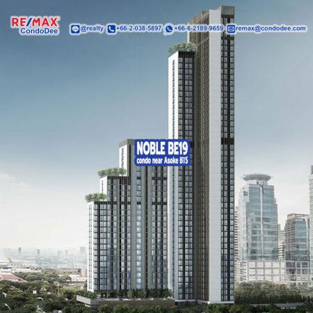 Noble BE19 Luxury Bangkok Condominium in Asoke in Sukhumvit 19