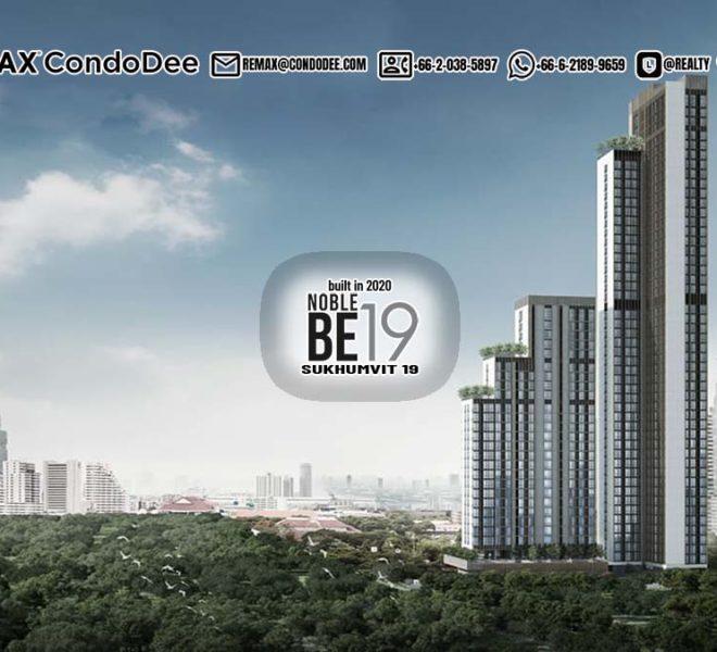 Noble Be19 condominium 1 - REMAX CondoDee
