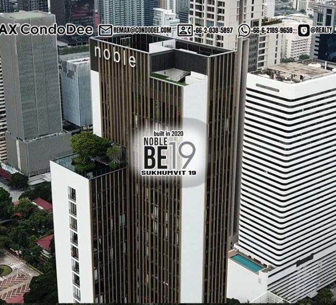Noble Be19 condominium - REMAX CondoDee