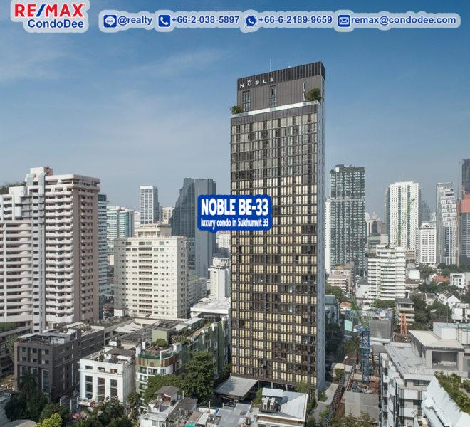 Noble Be 33 Sukhumvit 333 Condominium Near BTS Phrom Phong