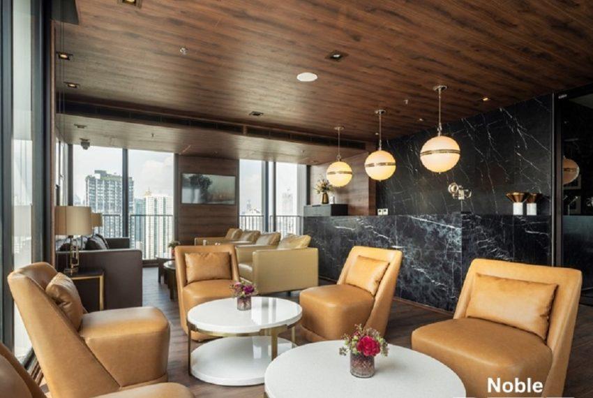 Noble Be33 - lounge