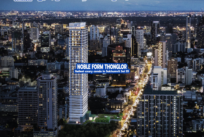 Noble Form Thonglor - REMAX CondoDee
