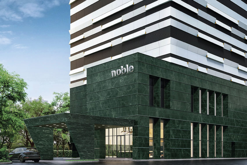 Noble Form Thonglor - facade