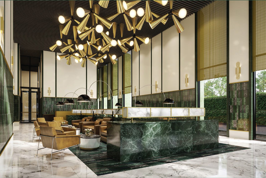 Noble Form Thonglor - lobby