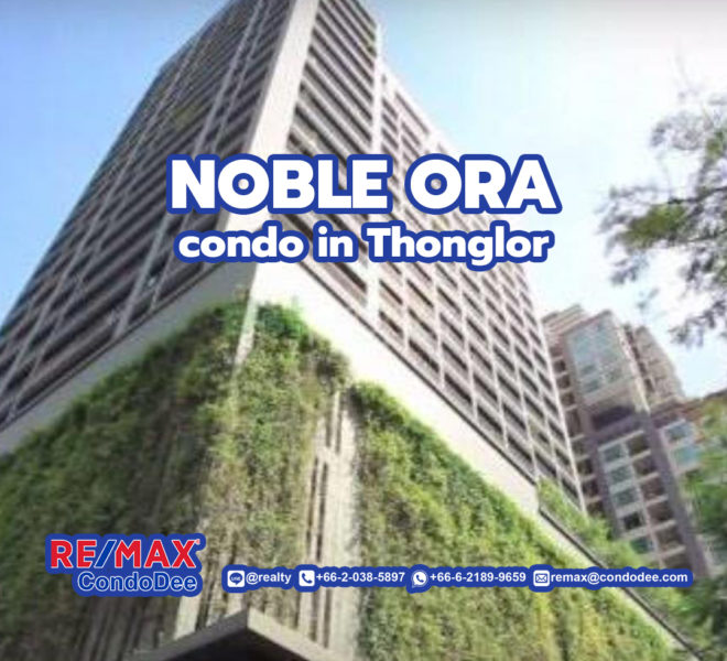 Noble Ora Thonglor Condominium
