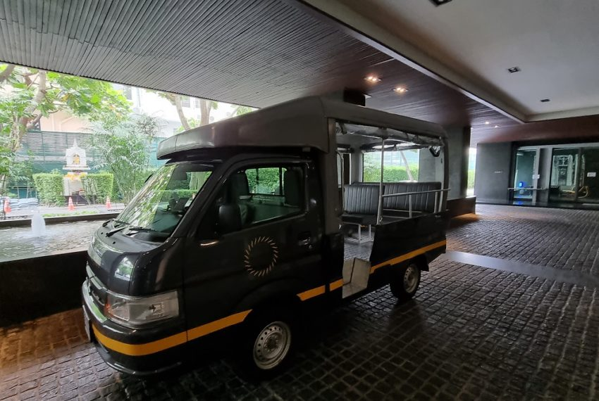 Noble Ora - shuttle bus